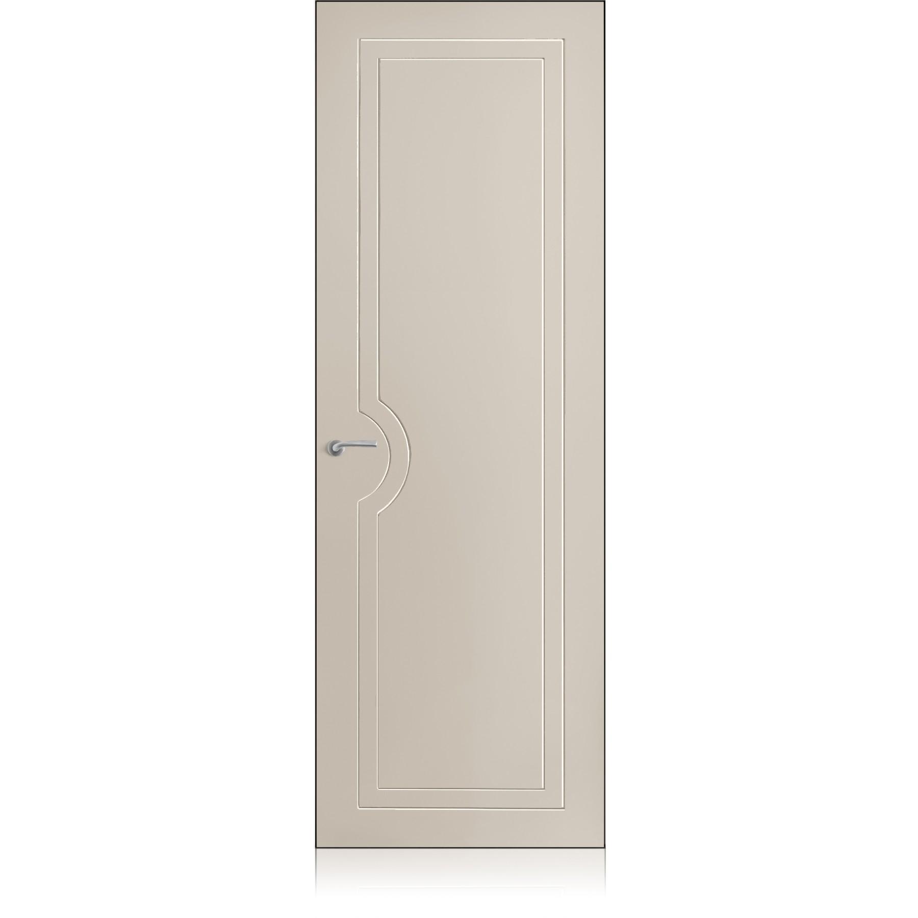 Yncisa/1 Zero tortora door
