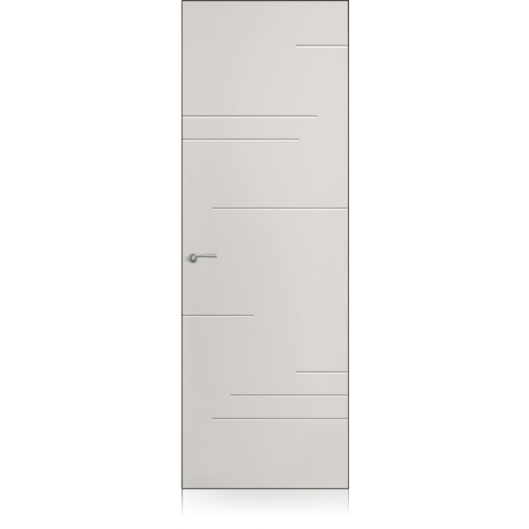 Porta Yncisa Segni Zero grigio lux