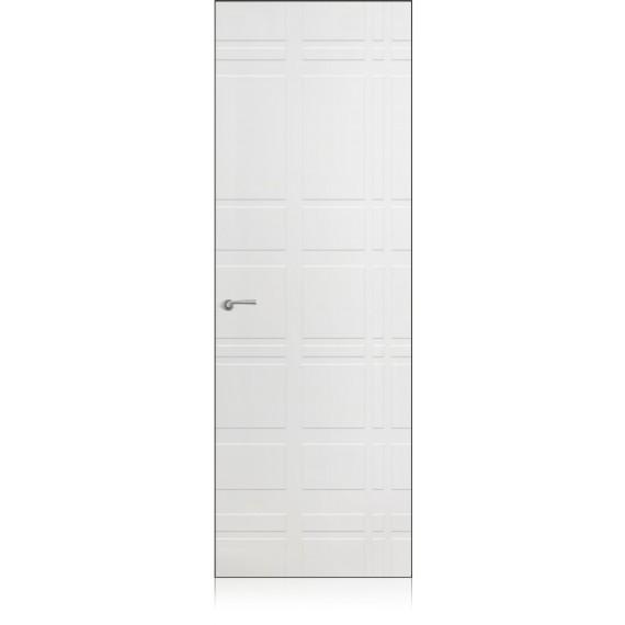 Porta Yncisa Tartan Zero bianco
