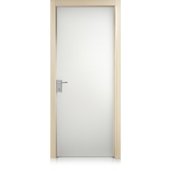 Cristal Basic Segni frosted / Segni frosted extraclear glass door