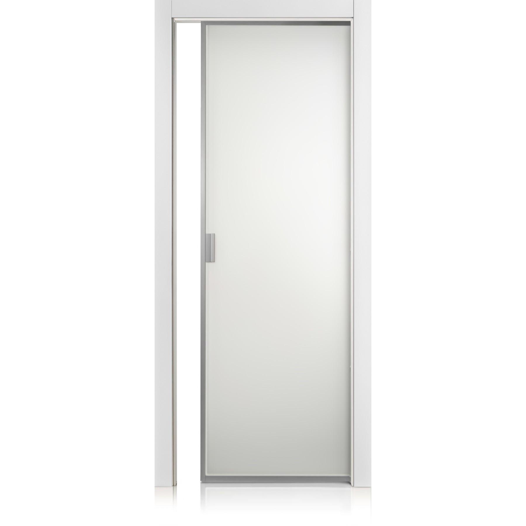 Porte Cristal Frame bianco