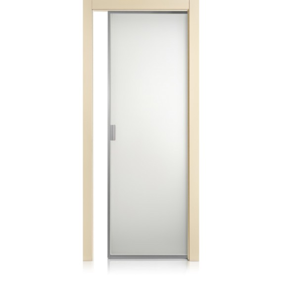 Cristal Frame cremy door