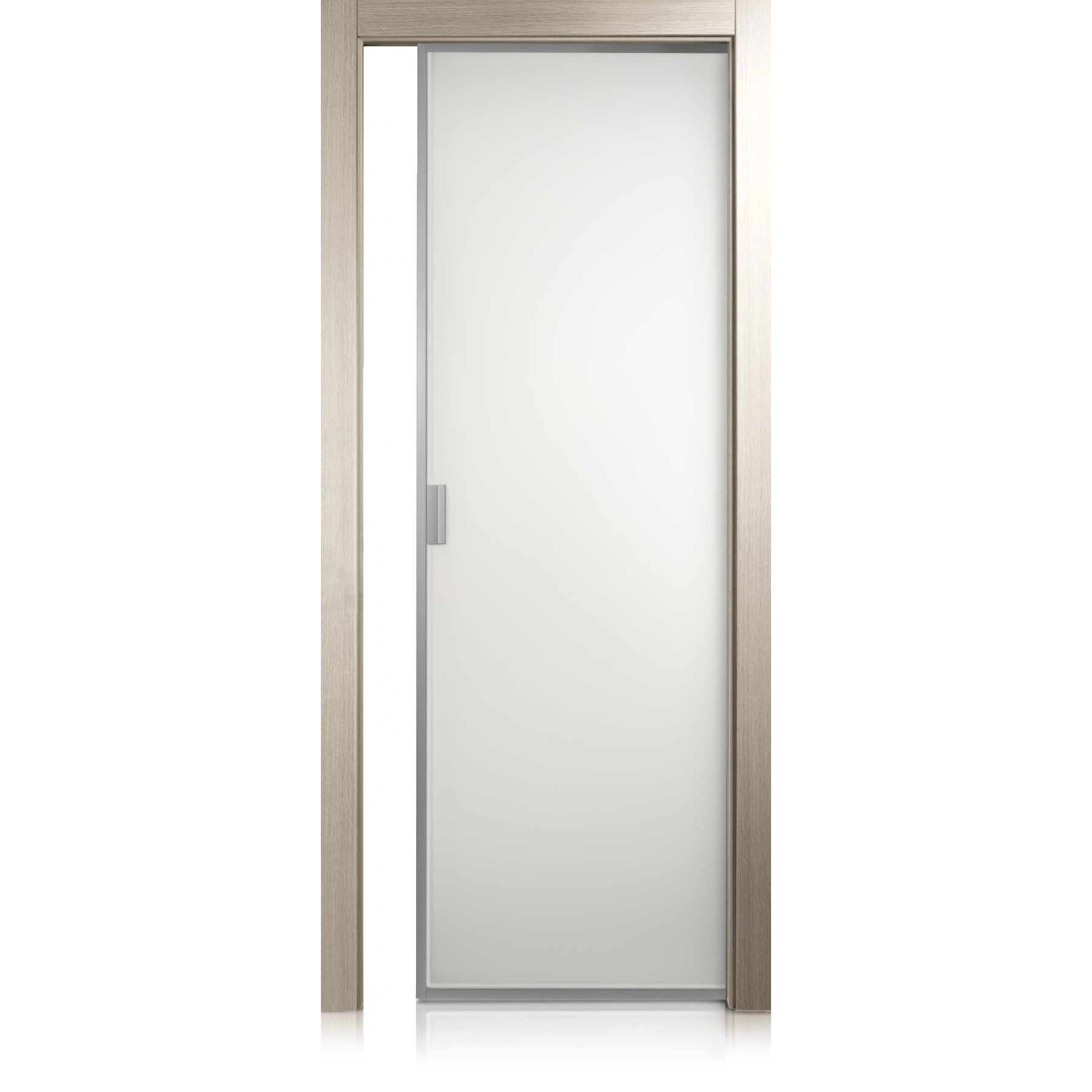 Tür Cristal Frame grafis beige