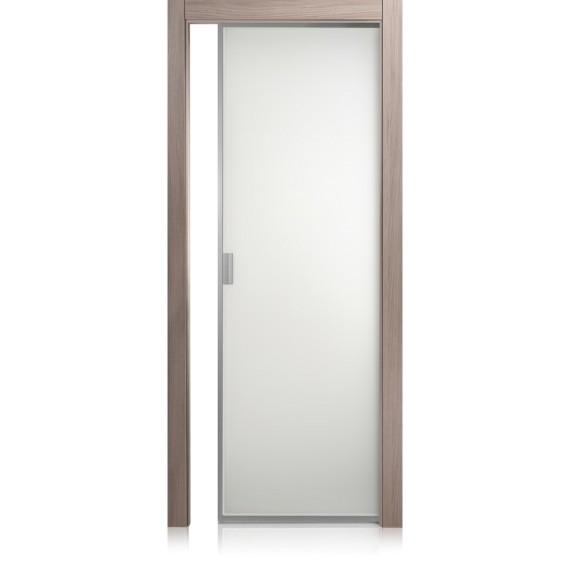 Cristal Frame ontario polvere door