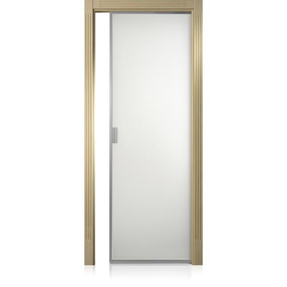 Porte Cristal Frame Patiné crema