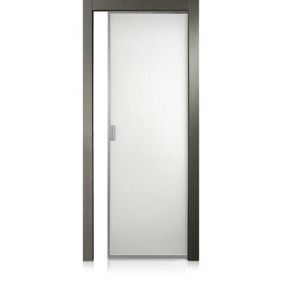 Cristal Frame ecorovere grigio door