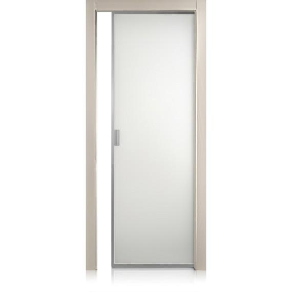 Porta Cristal Frame trame tortora