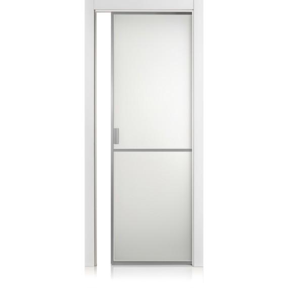 Cristal Frame / 1 bianco door