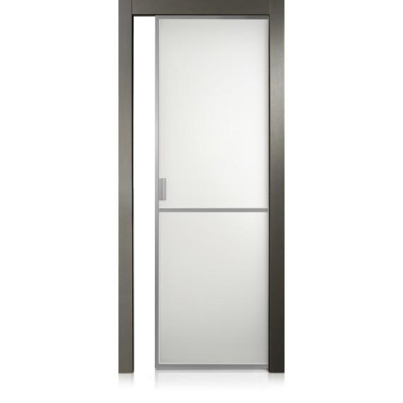 Porte Cristal Frame / 1 ecorovere grigio
