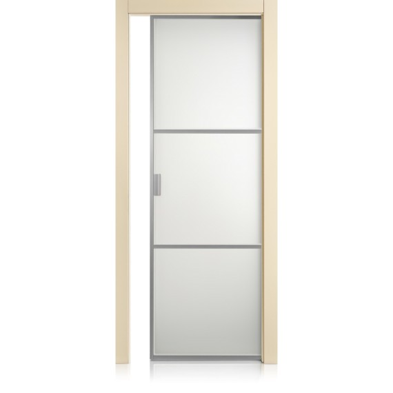 Porta Cristal Frame / 2 cremy