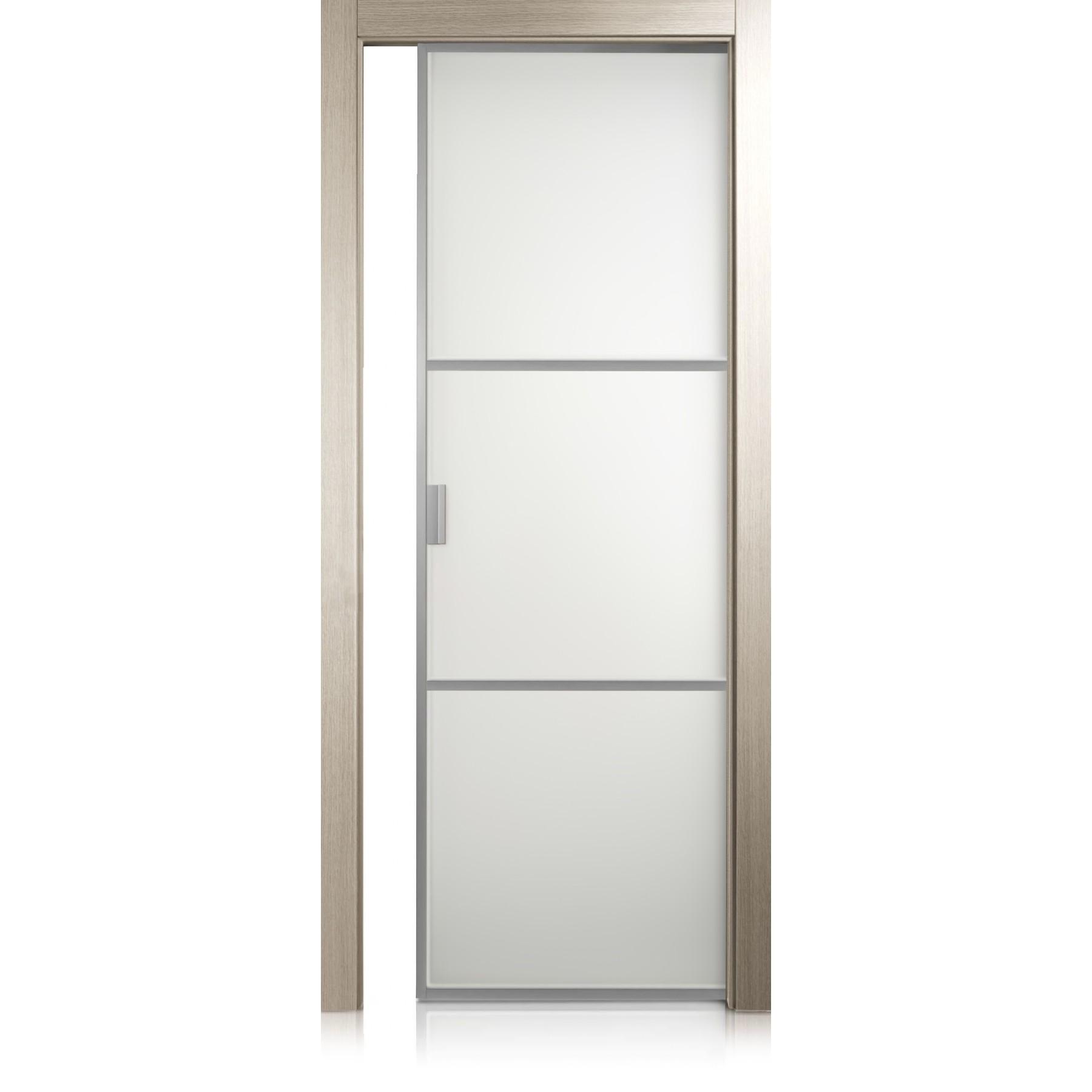 Cristal Frame / 2 grafis beige door