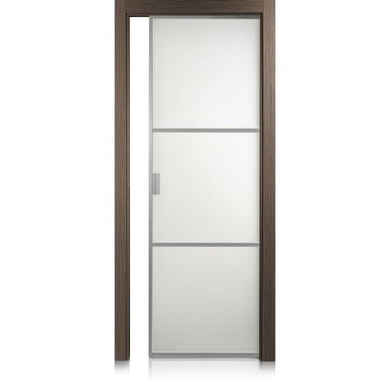 Porta Cristal Frame / 2 grafis moka