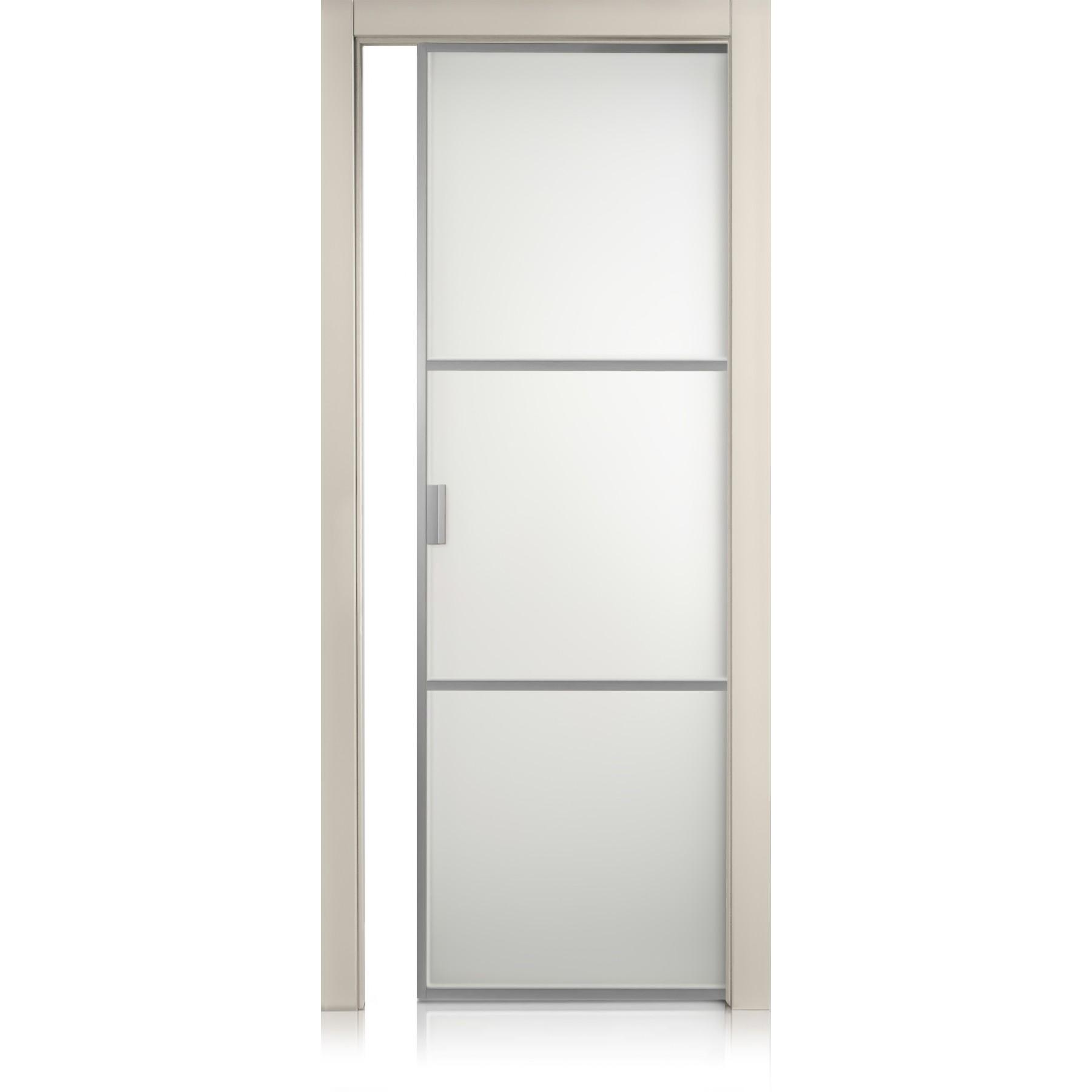 Porta Cristal Frame / 2 tortora
