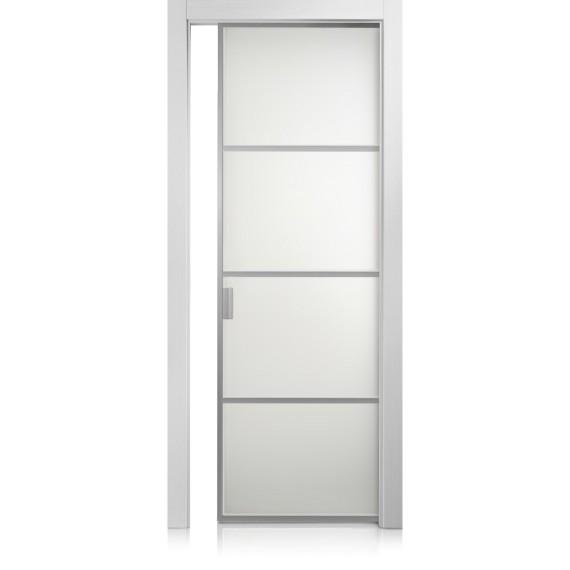 Tür Cristal Frame / 3 grafis bianco