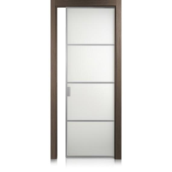 Porte Cristal Frame / 3 grafis moka