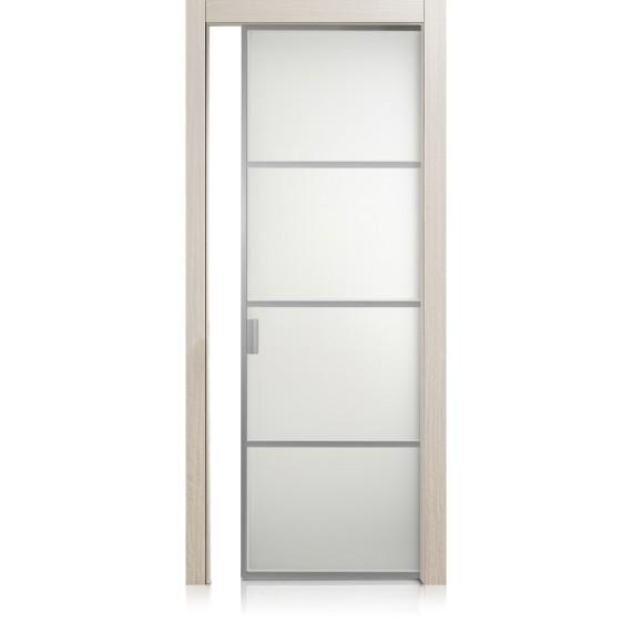 Porta Cristal Frame / 3 cristallo bicolore (disponibile in differenti colori)