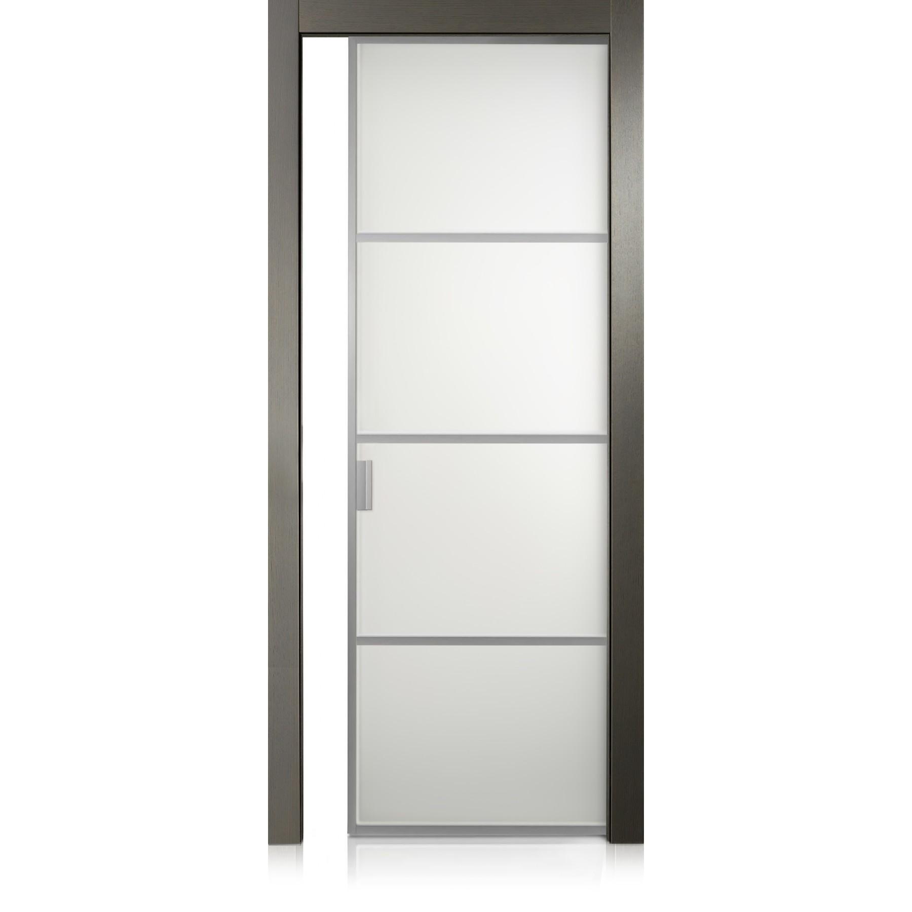 Porta Cristal Frame / 3 ecorovere grigio