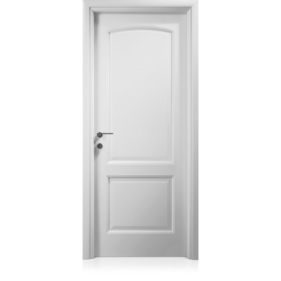 Porta Diva bianco optical