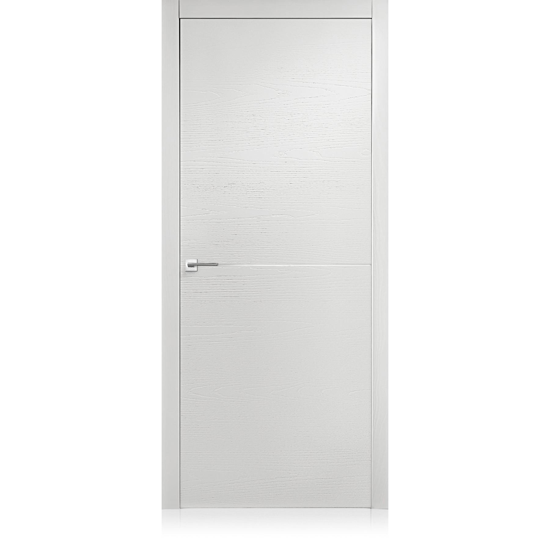 Equa / 1 trame bianco optical door