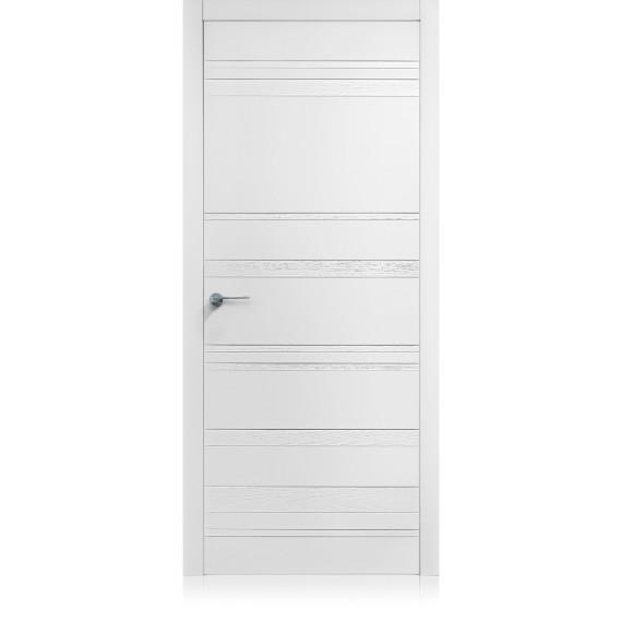 Porte Equa Styla Textures bianco optical