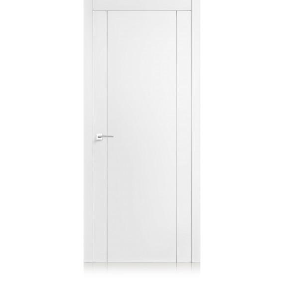 Porte Intaglio / 1 bianco optical
