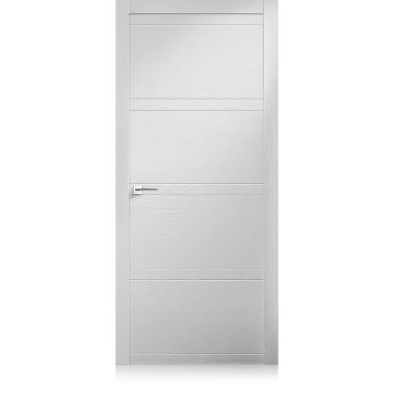 Porte Intaglio / 10 Textures bianco optical