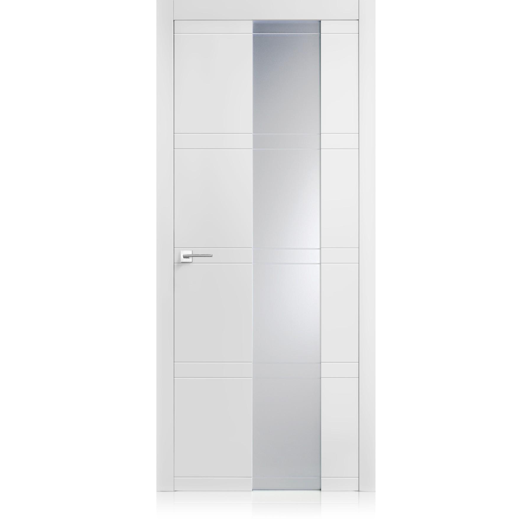 Porta Intaglio / 10 Vetro bianco optical