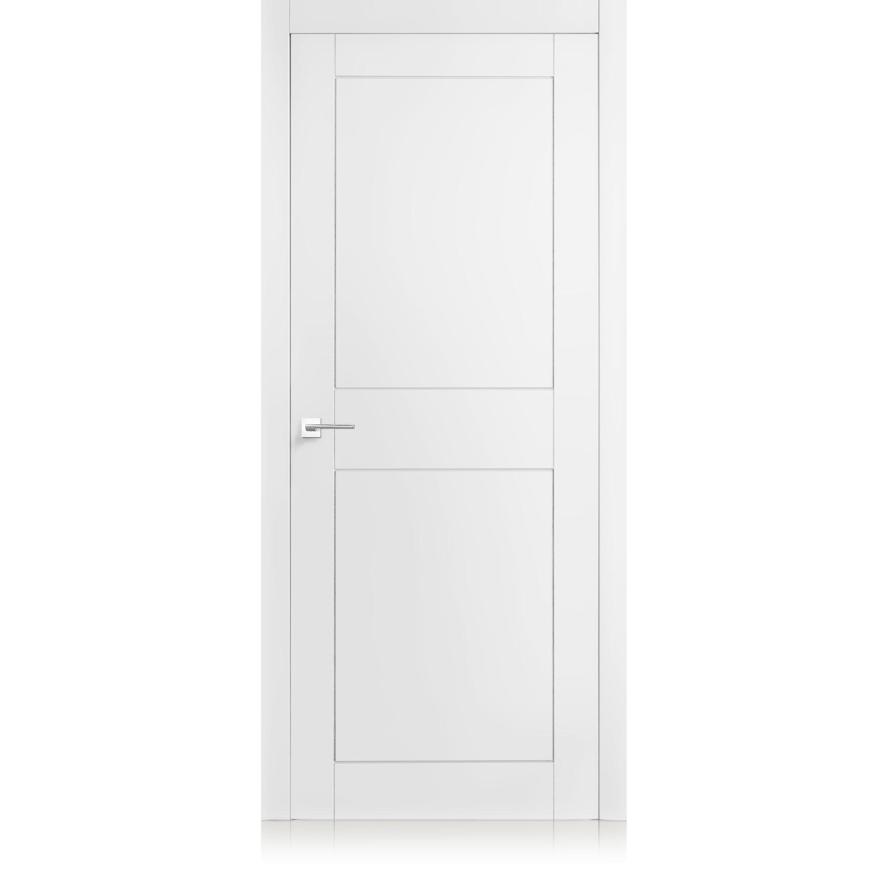 Porte Intaglio / 2 bianco optical