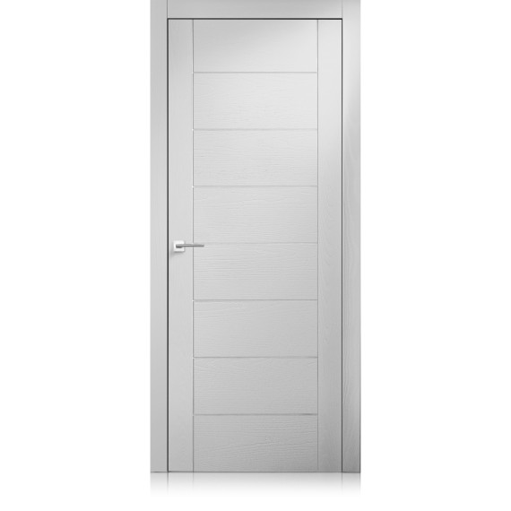 Porte Intaglio / 8 Textures bianco optical