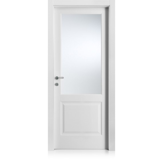 Porte Kevia / 2 bianco optical