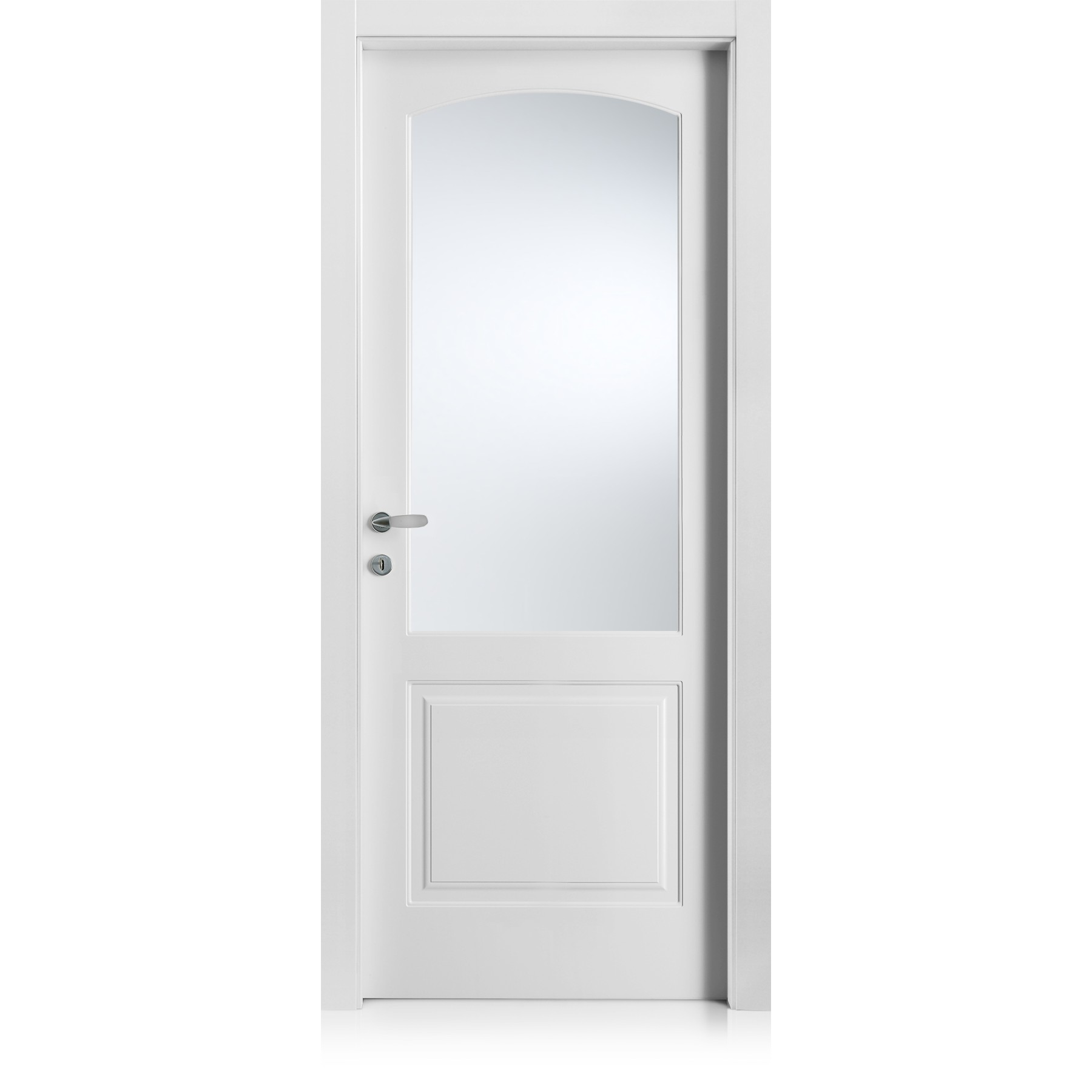 Porte Kevia / 3 bianco optical