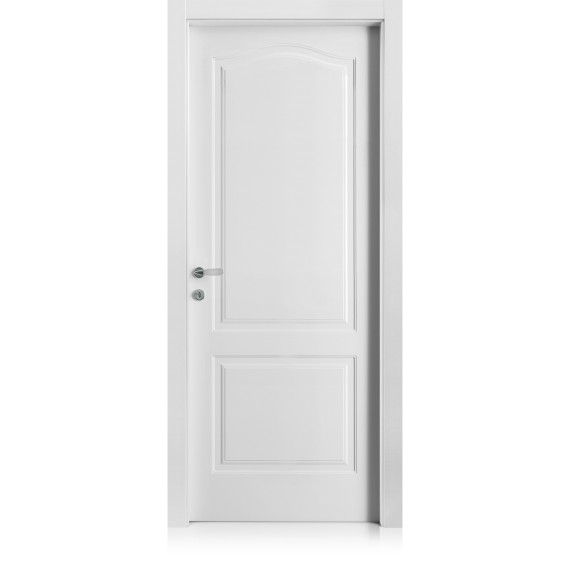 Kevia / 4 bianco optical door