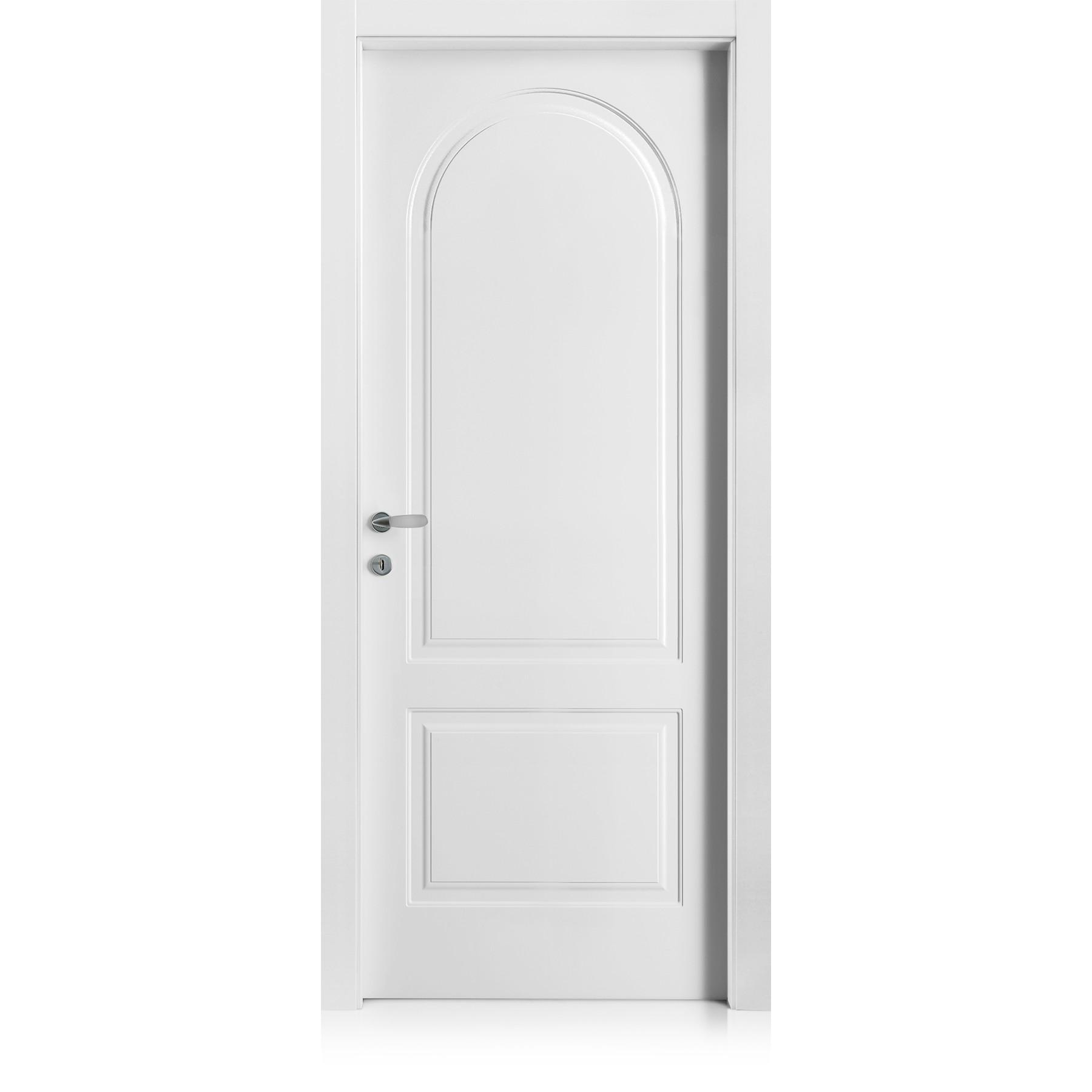 Porte Kevia / 6 bianco optical