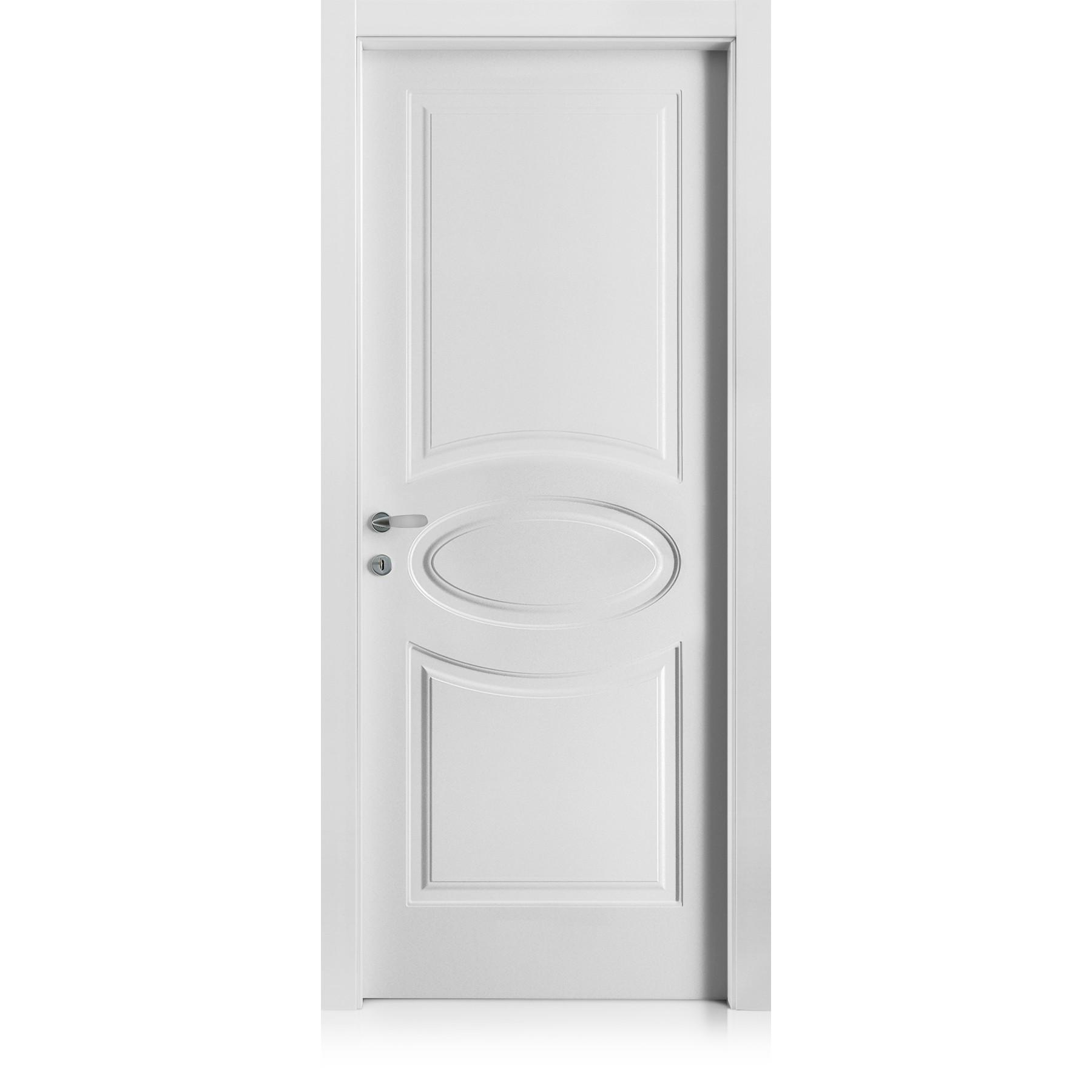 Porte Kevia / 8 bianco optical