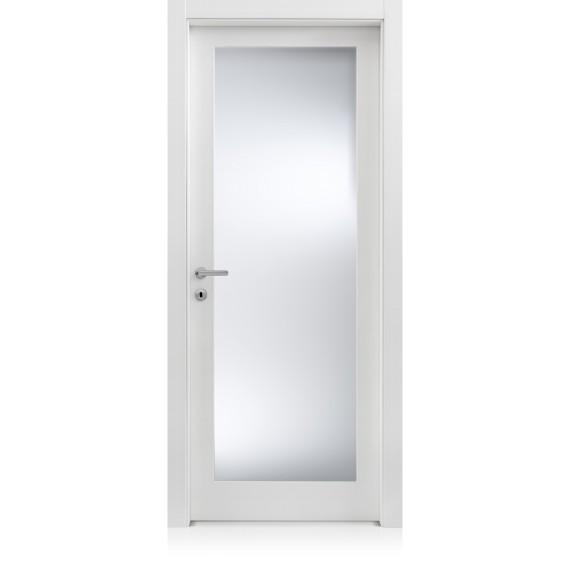 Porta Mixy / 1 bianco optical