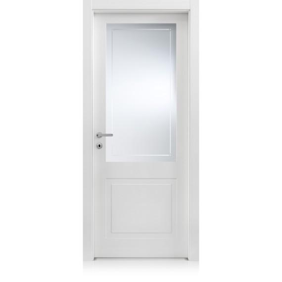Tür Mixy / 2 bianco optical