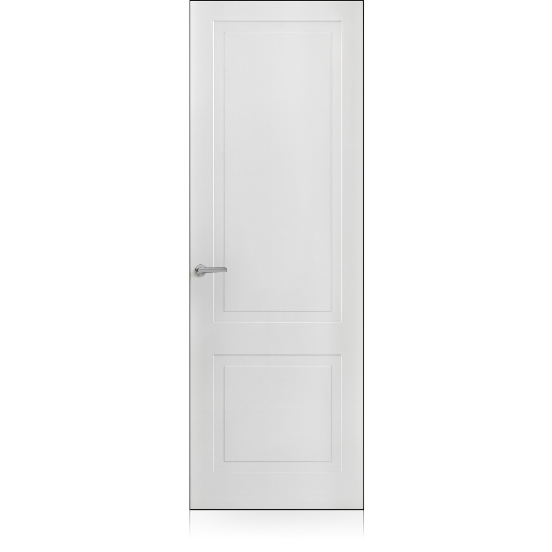 Porte Mixy / 2 Zero bianco optical