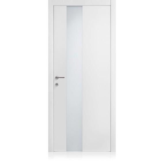 Porta Nova Vetro bianco optical
