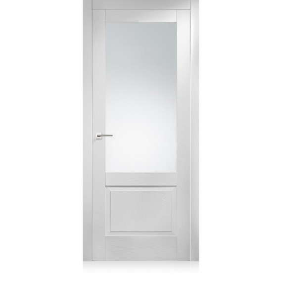 Suite / 22 Strip transparent extraclear glass door