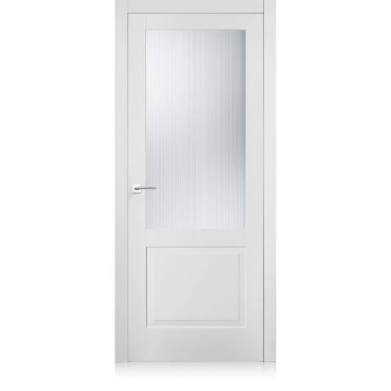 Suite / 6 bianco optical door