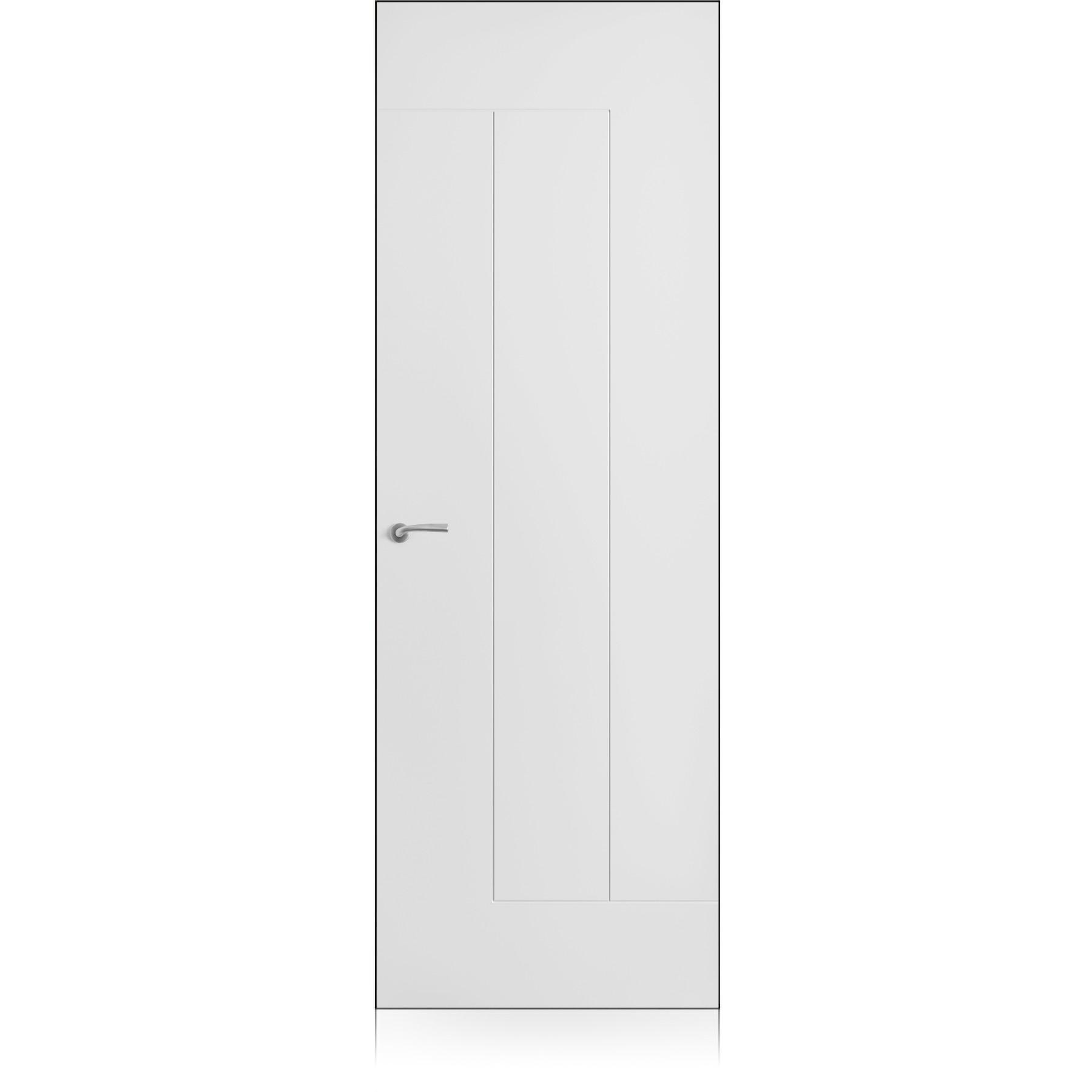 Yncisa/8 Zero bianco optical door