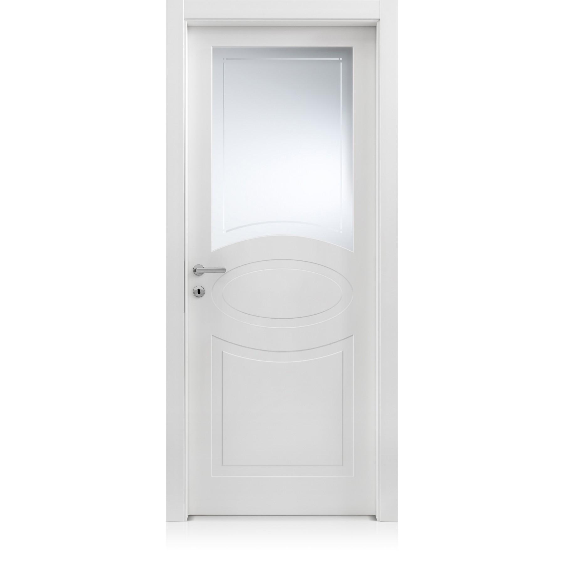 Porte Mixy / 8 bianco optical