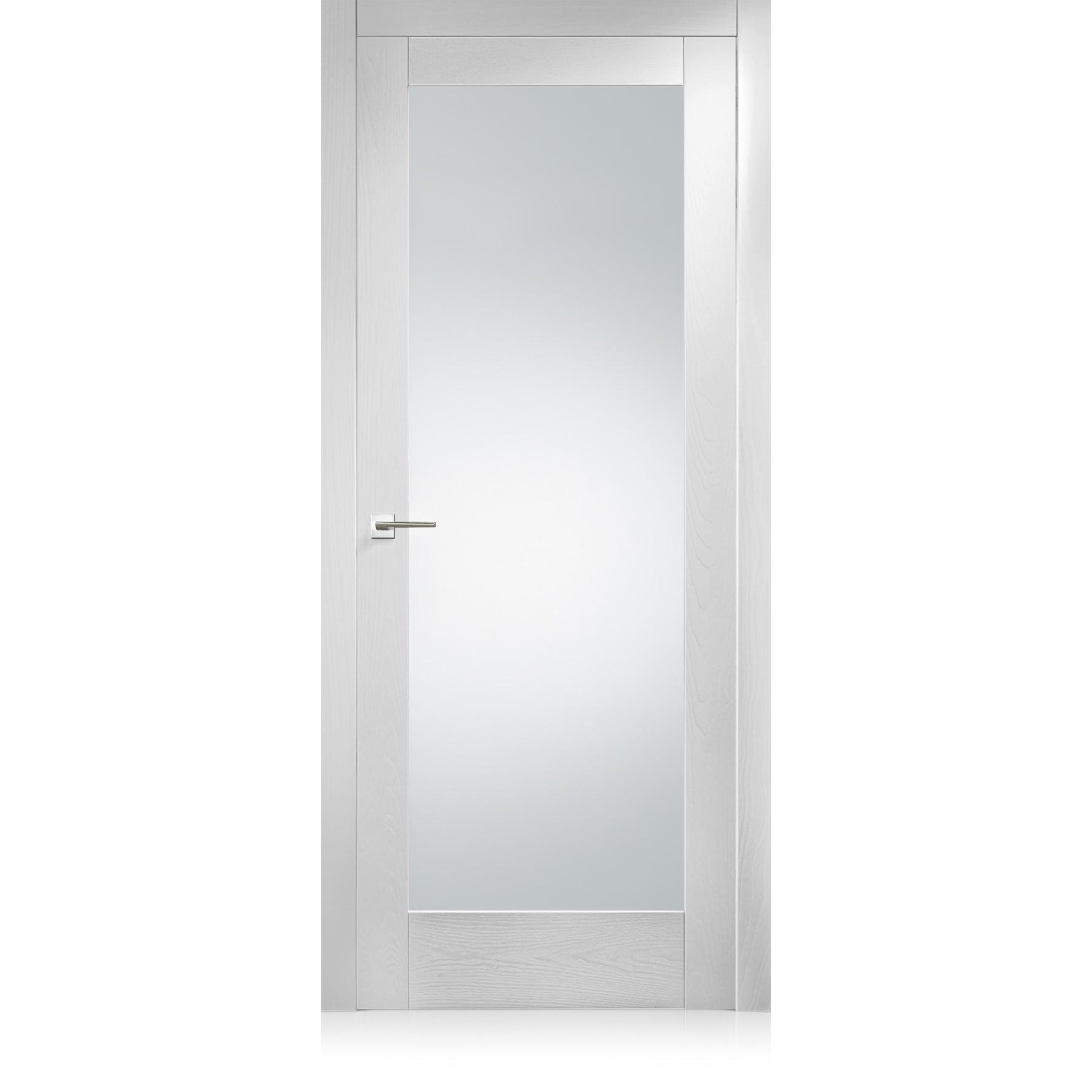 Suite / 21 Inciso quadrettato glass door