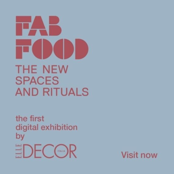 FerreroLegno partner della digital exhibition Fab Food the New Spaces and Rituals realizzata da Elle