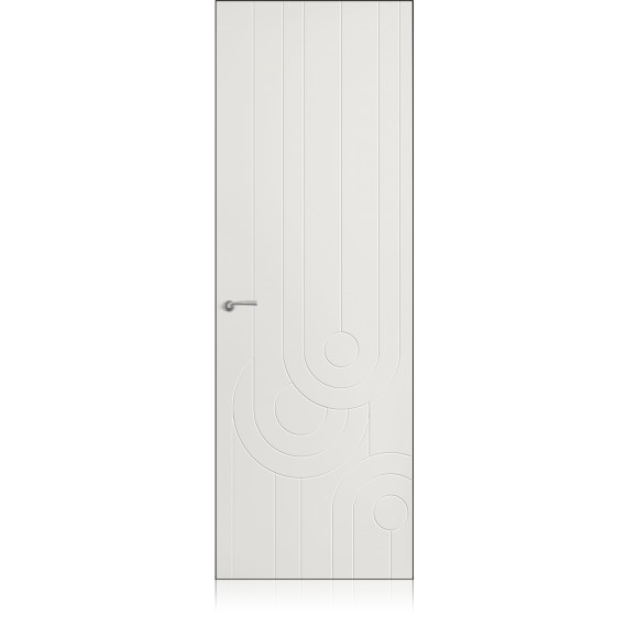 Porta Yncisa 70 Zero bianco optical