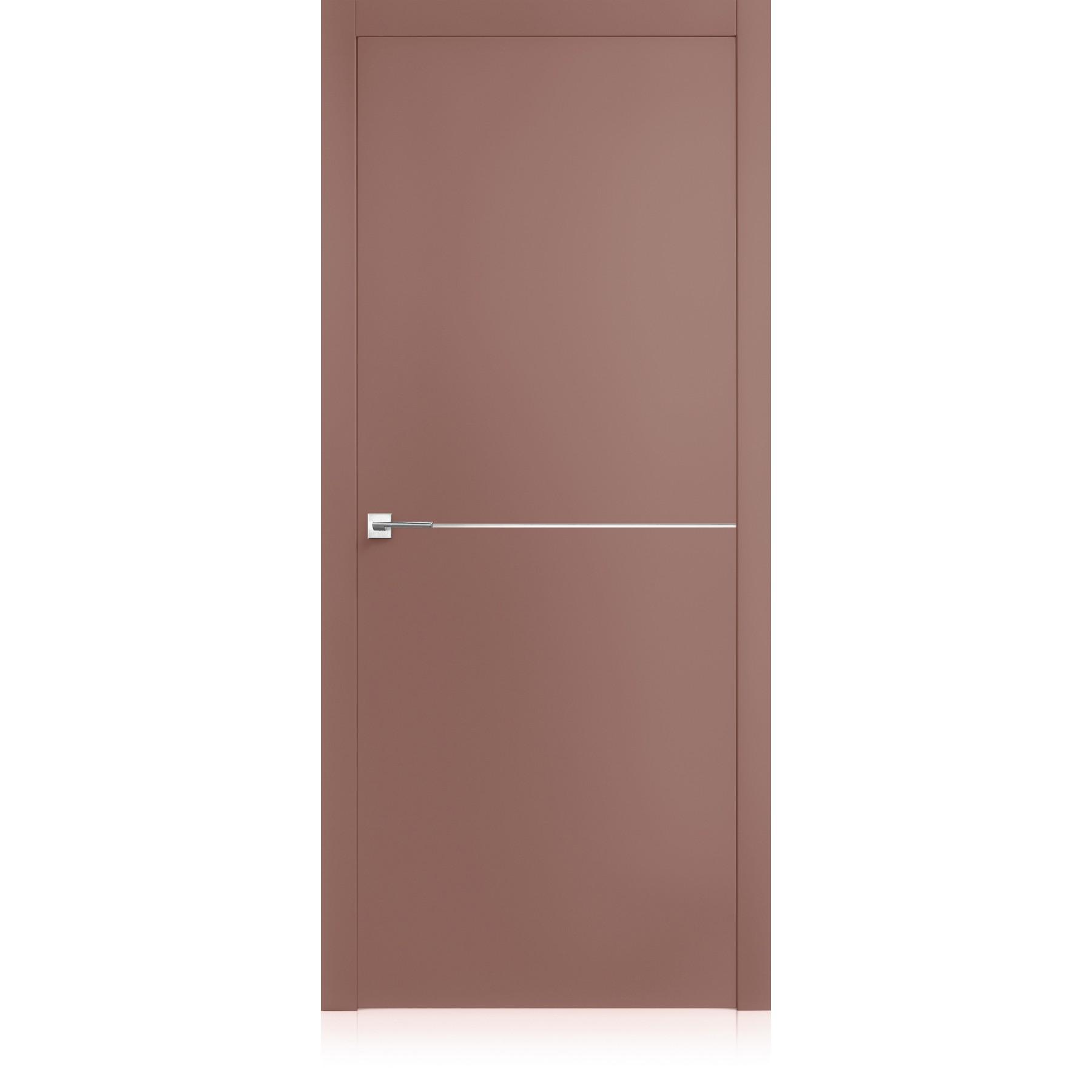 Porta Equa / 1 Malva Light Laccato ULTRAopaco