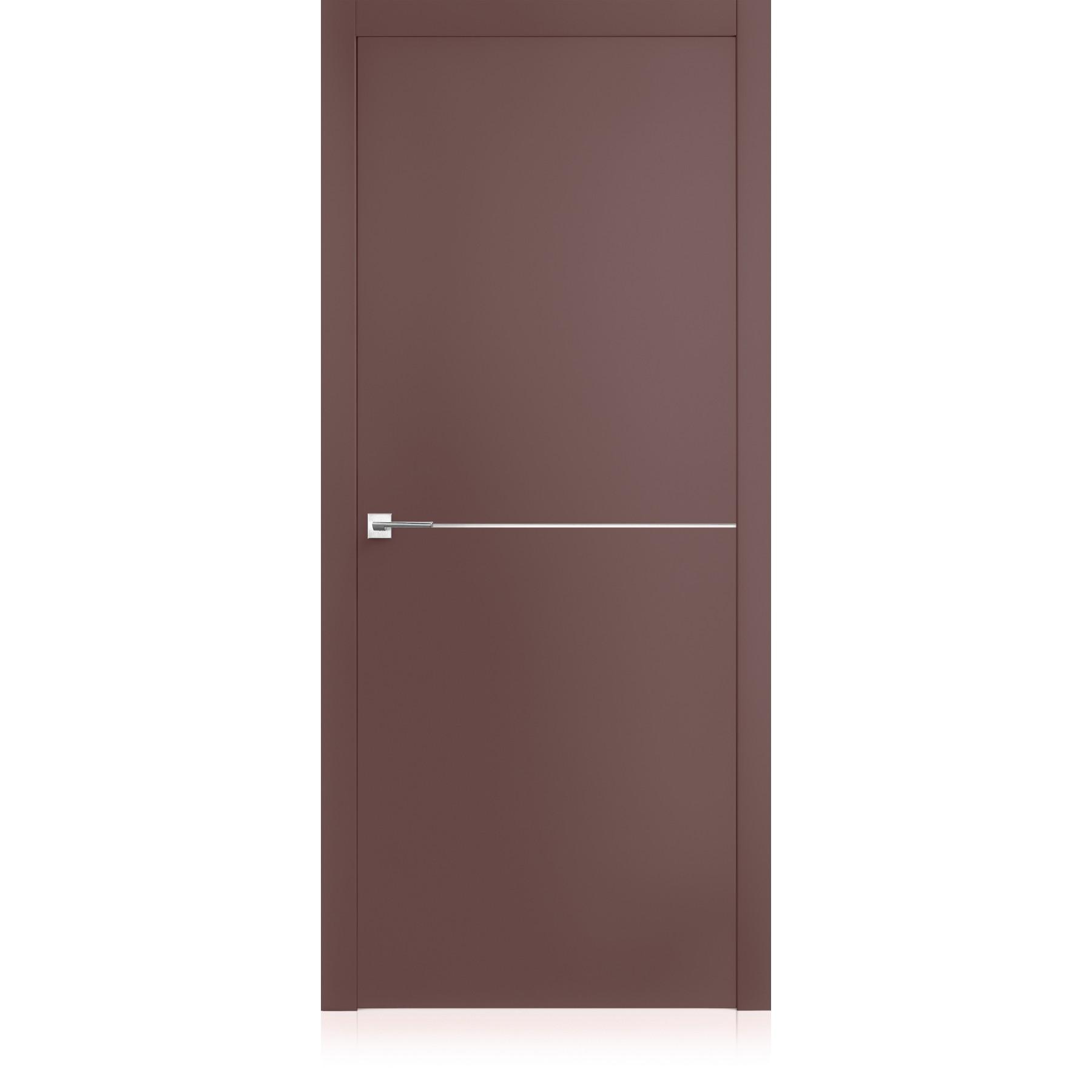 Porta Equa / 1 Malva Pure Laccato ULTRAopaco