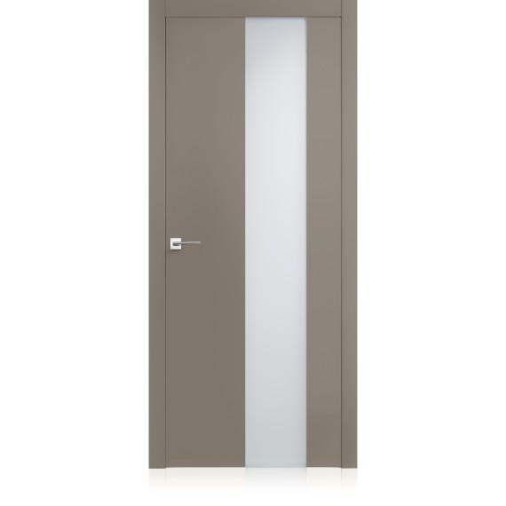 Porte Equa vetro Ombra Light Laccato ULTRAopaco