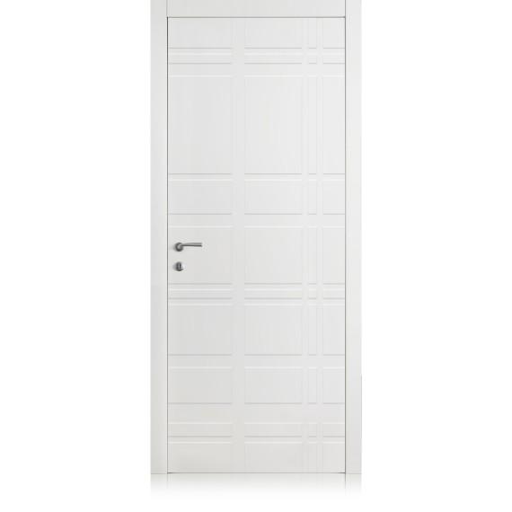 Yncisa Tartan Bianco Laccato ULTRAopaco door