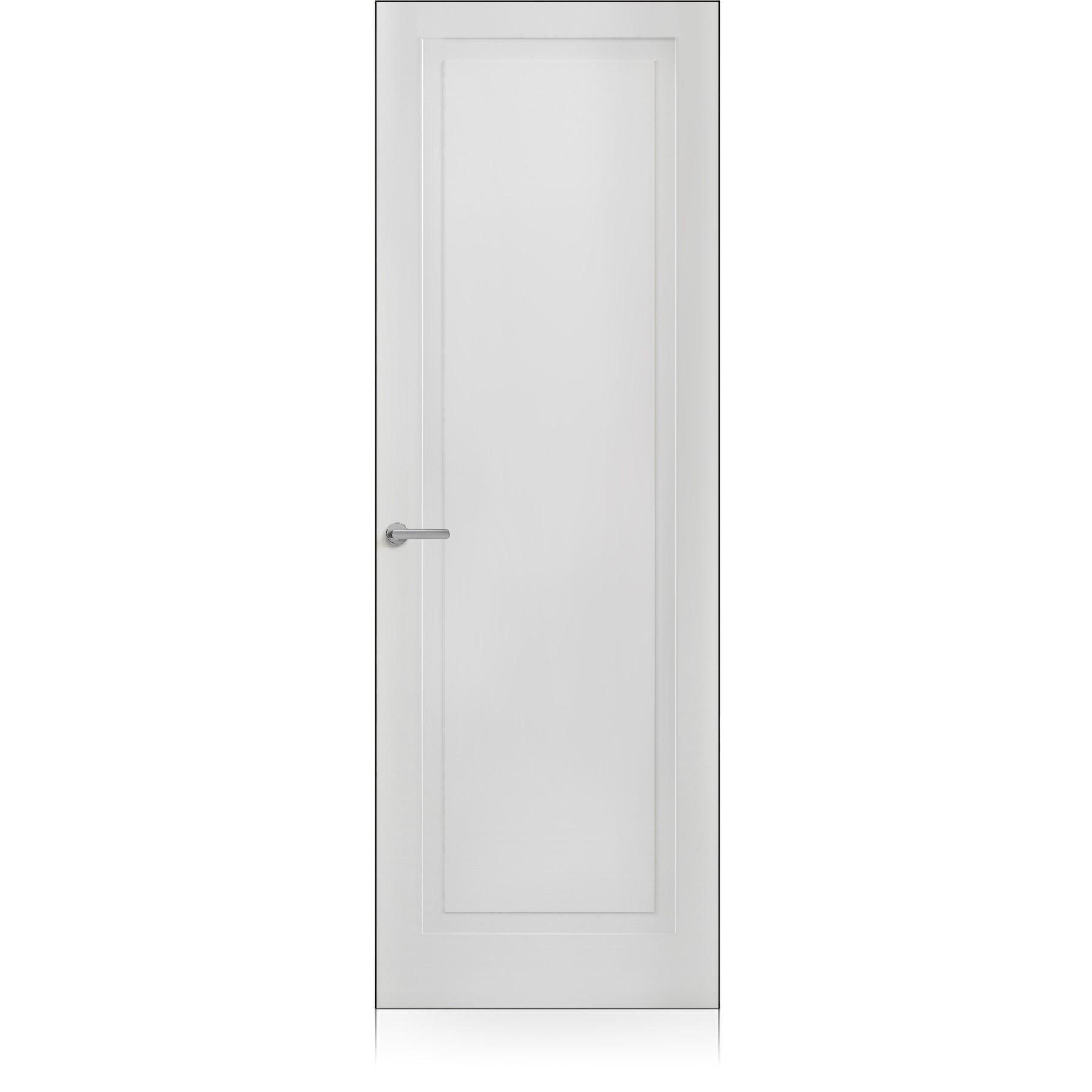 Porta Mixy / 1 Zero Bianco Laccato ULTRAopaco